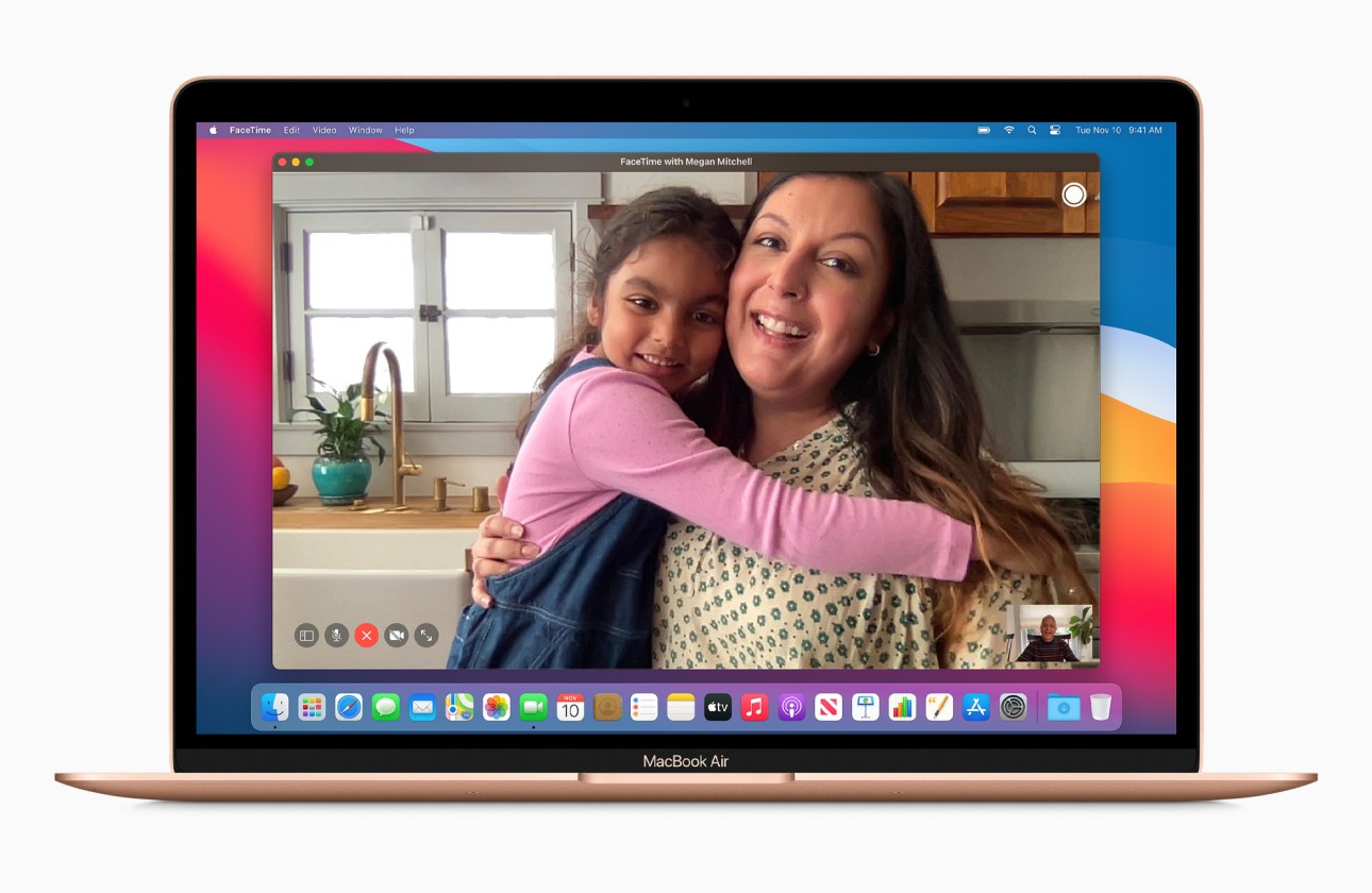 Apple Announced new MacBook Air with M1 chip