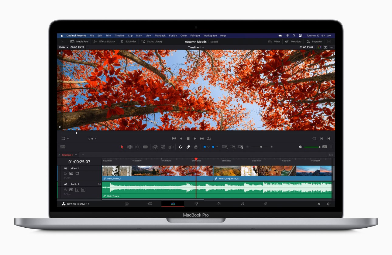 Apple updates 13-inch MacBook Pro with M1 chip