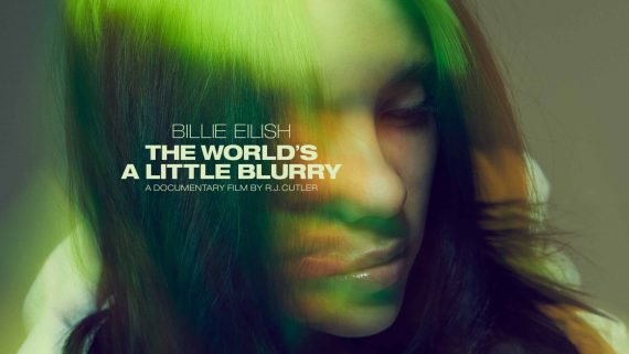 "Apple Original Films will premiere ""Billie Eilish The World's A Little Blurry"" on February 26"