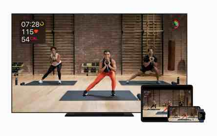 Apple Is Launching Fitness+ On December 14