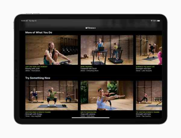 Apple Fitness+ is Available From December 14