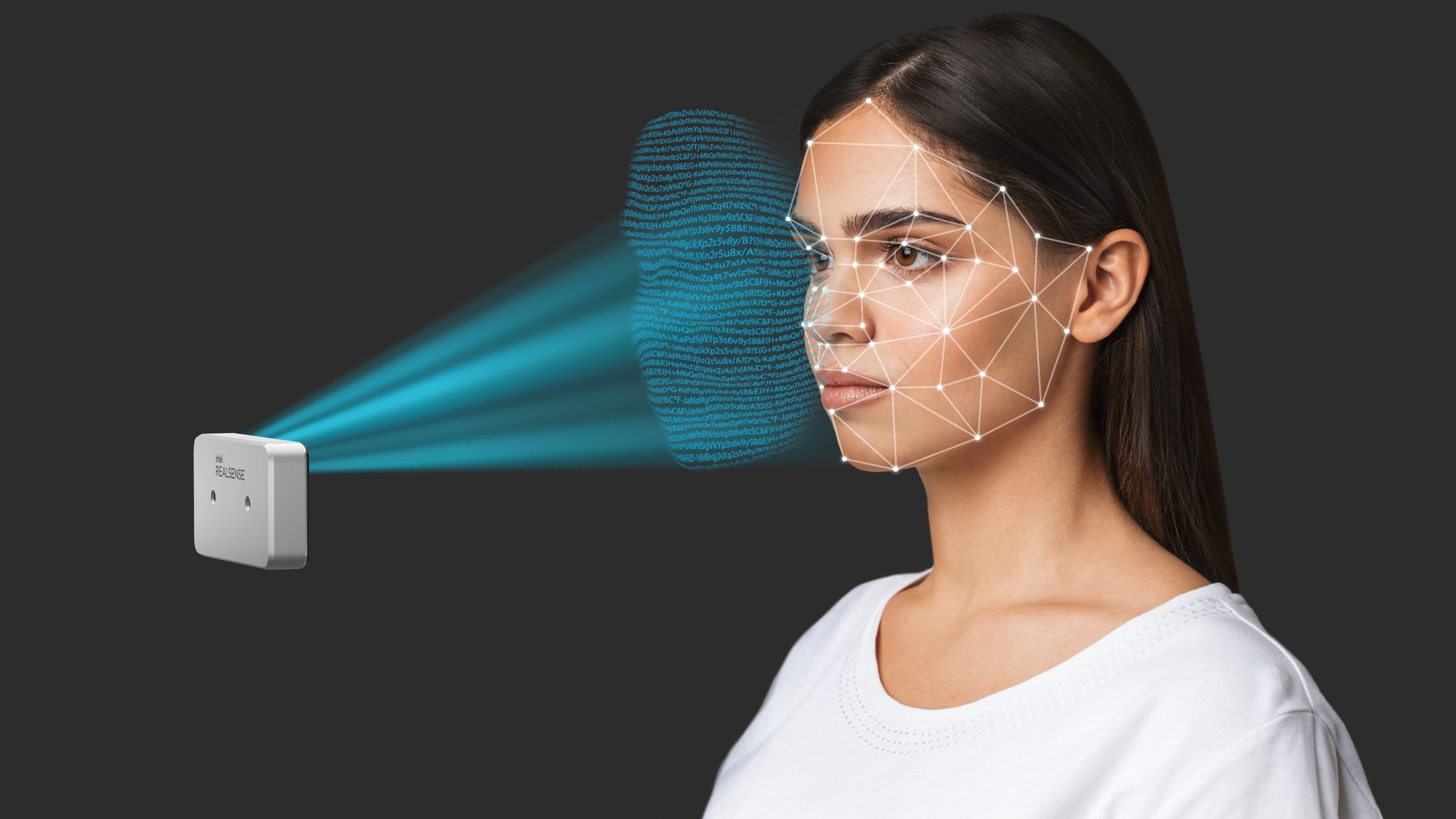 Intel introduces alternative Face ID like authentication called 'RealSense ID' for smart devices