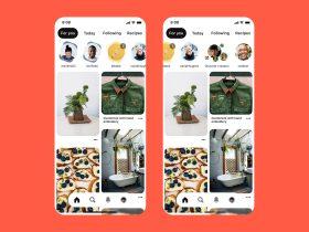 Pinterest Added Carousel Stories in Home Feed