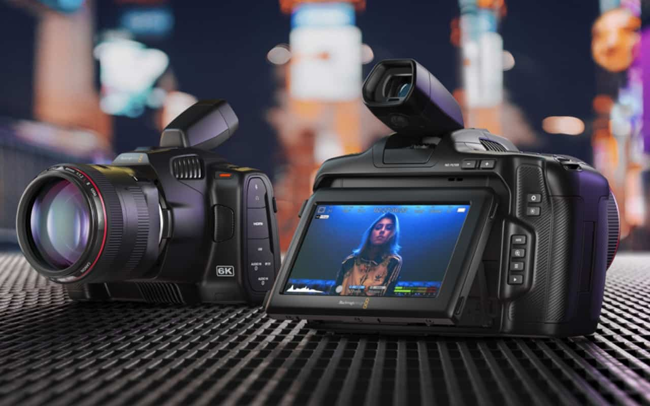 Blackmagic Design announced the new Blackmagic Pocket Cinema Camera 6K Pro
