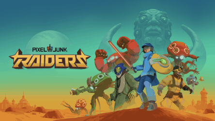 PixelJunk Raiders Coming to Stadia On March 1