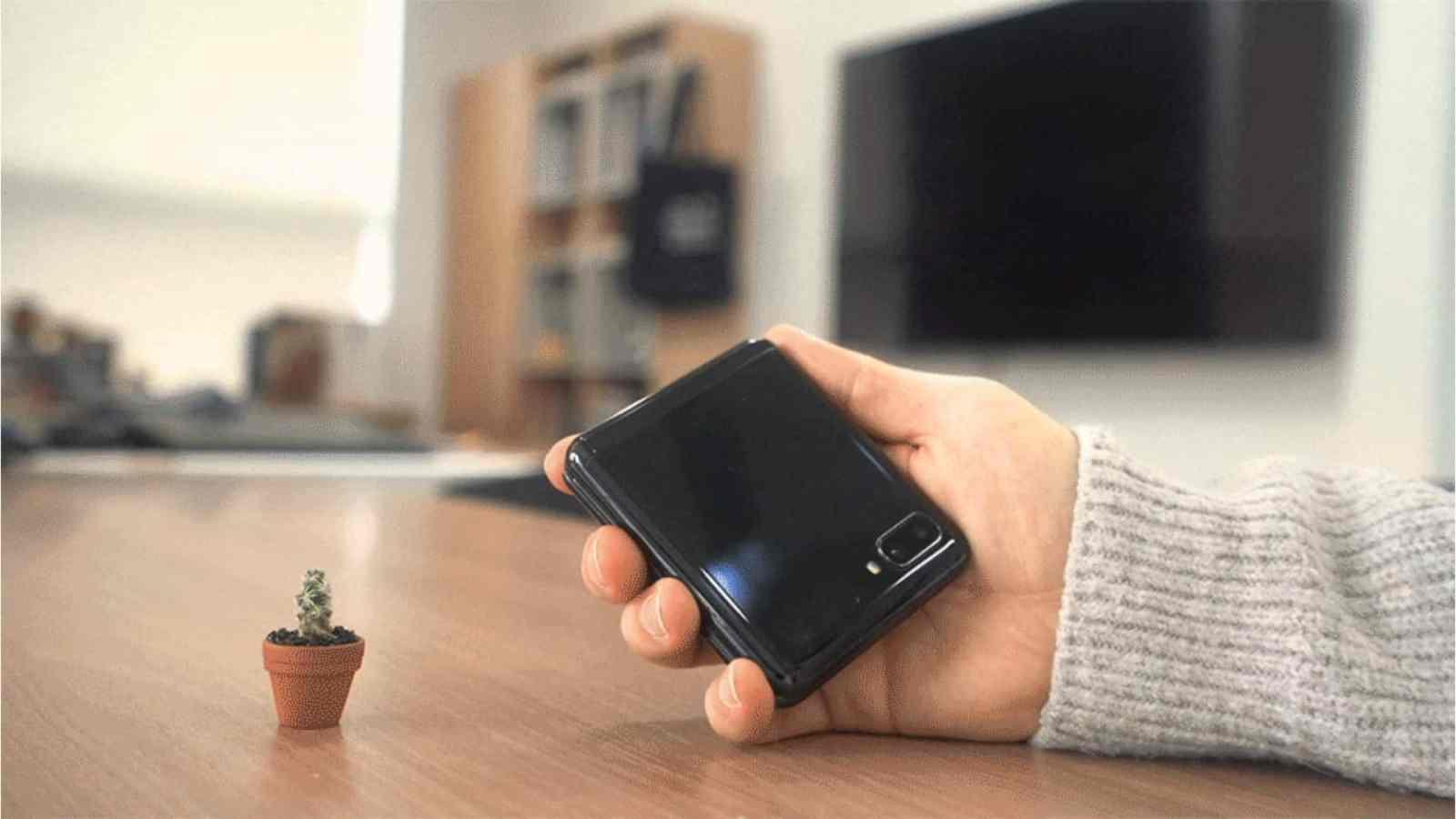 Samsung Revealed 7 hidden Features of Galaxy Z Flip