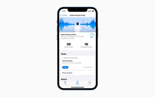 Apple shares insights data from hearing study ahead of World Hearing Day