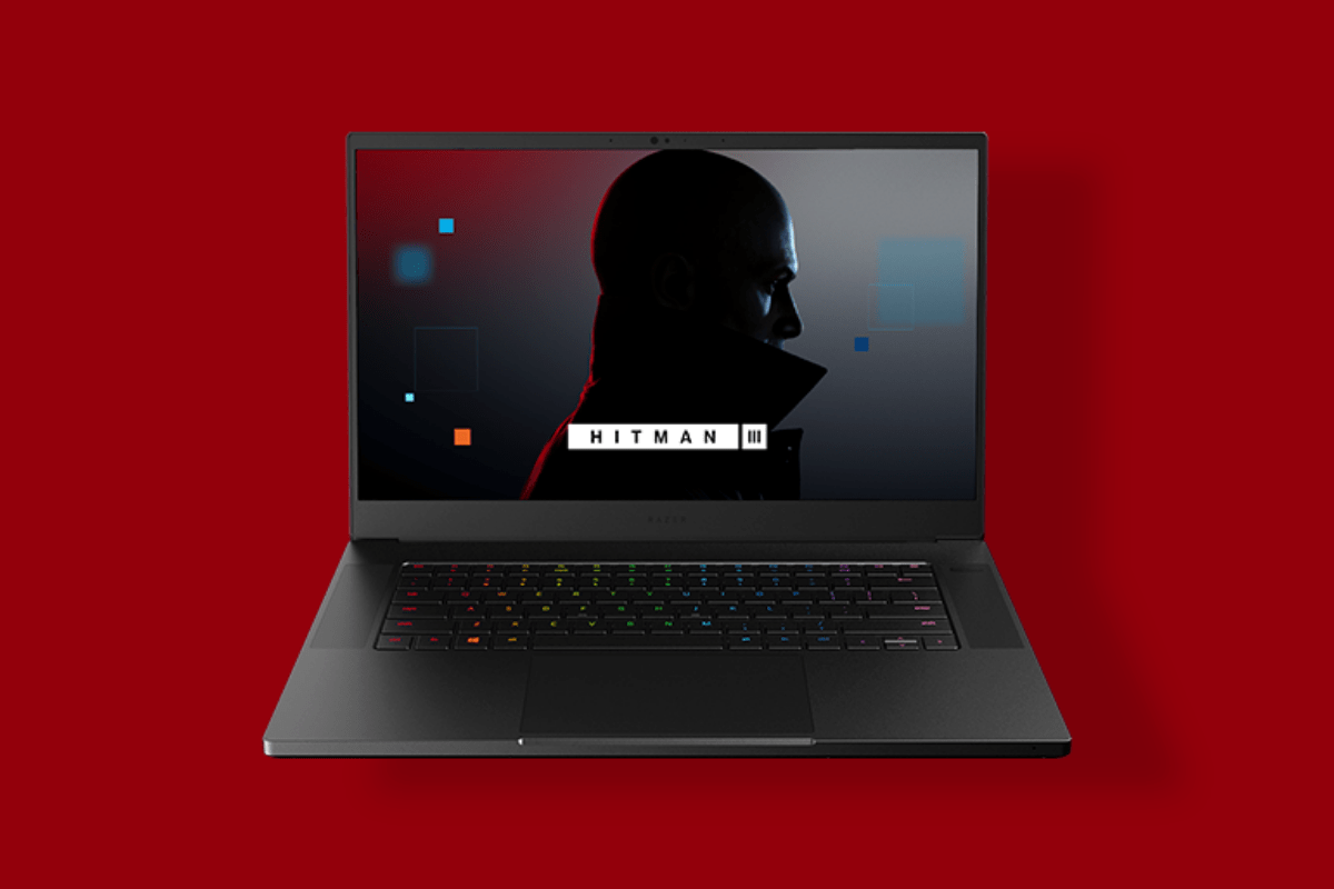 Get Hitman 3 Free on selected Razer Blade Laptops (Up to 22% Off)