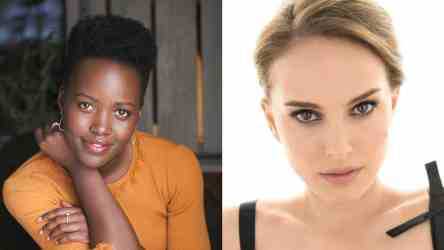 """Natalie Portman and Lupita Nyong'o will star in Apple TV+ limited-time series """"Lady in the Lake"""""""