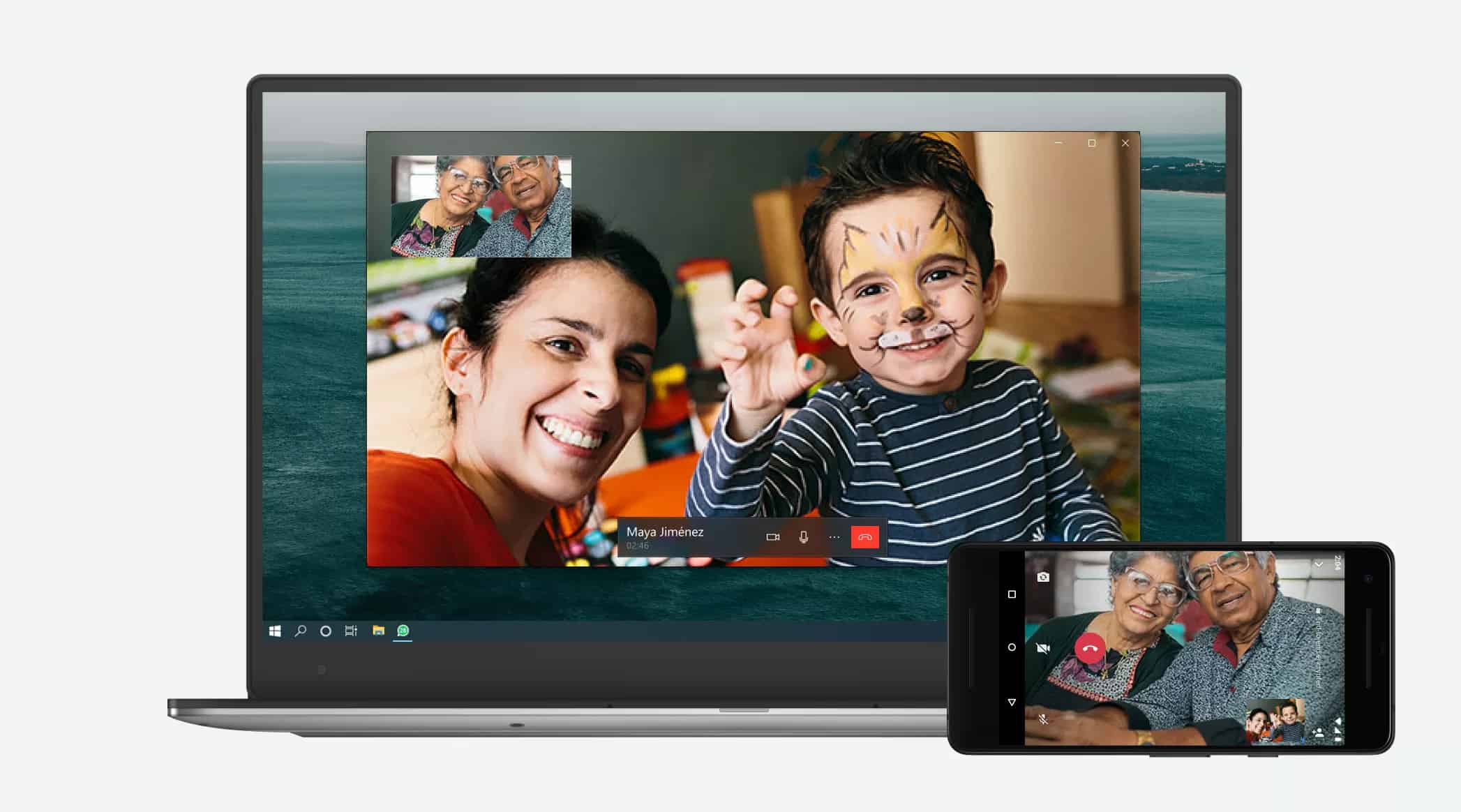 WhatsApp video calls now available on the desktop app