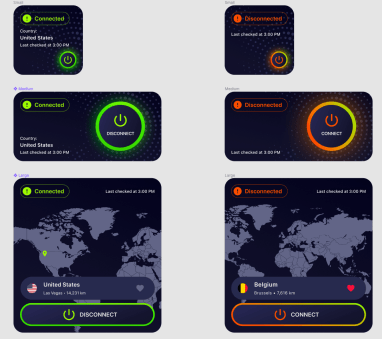 TorGuard Released New UI Design to Chrome and Firefox Extensions