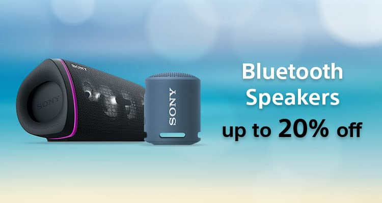 Sony Audio Days: Get 45% off on Sony Headphones and Speakers