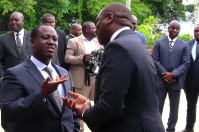Côte d'Ivoire: Tout se gâte entre Guillaume Soro et Hamed Bakayoko Guillaume Soro-Hamed Bakayoko: les dessous d'une guerre