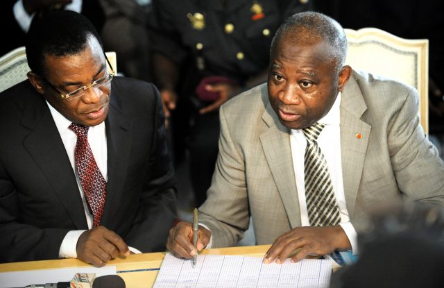 « Gbagbo cherche à me détruire », Affi N'guessan