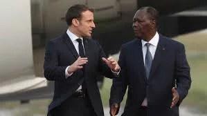 Pour Emmanuel Macron, le colonialisme a été «une faute de la République» … Ainsi que Ouattara…