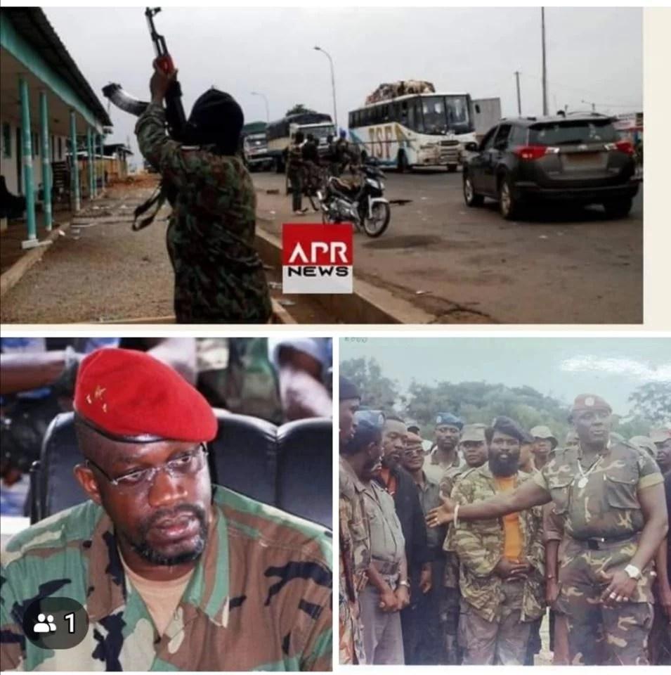 Côte d'Ivoire : Un Com-zone brise enfin le silence, « voici le père de la rébellion »