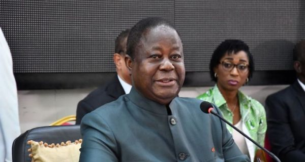 HENRI KONAN BÉDIÉ, PRÉSIDENT DU PDCI-RDA :Il s'agit pour moi de remplir une mission de salut public pour restaurer la Côte d'Ivoire.