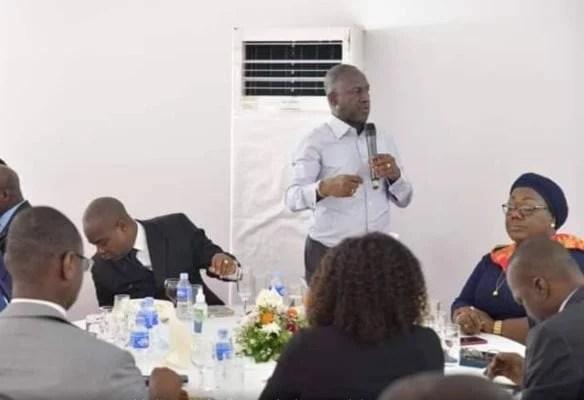 Adama Bictogo à propos du RHDP : »nous sommes le premier parti de Côte d'Ivoire»