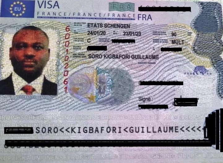 Guillaume Soro : Voici le visa de 3 ans délivré par un pays européen qui déjoue tous les plans