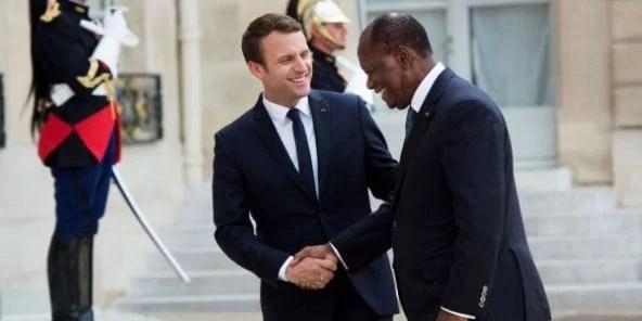 Après son investiture, voici ce que demande la France au président Ouattara