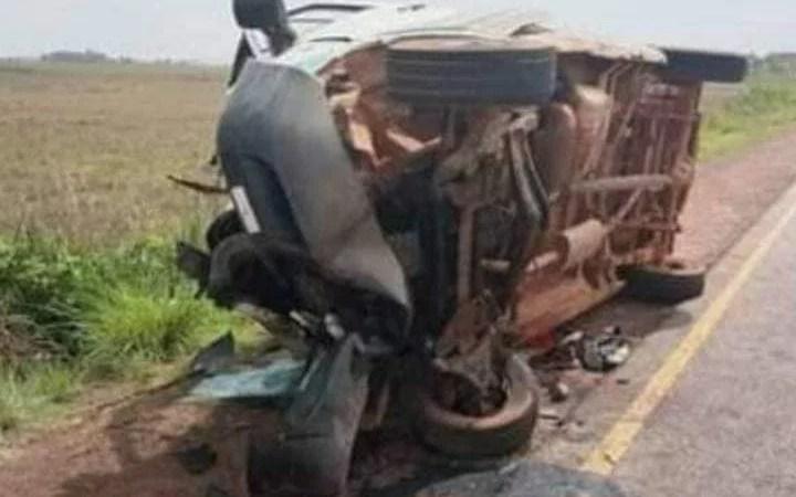Drame: Sierra Leone: 09 Joueurs meurent dans un accident de circulation