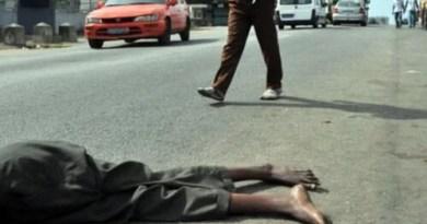 un jeune tué par un policier