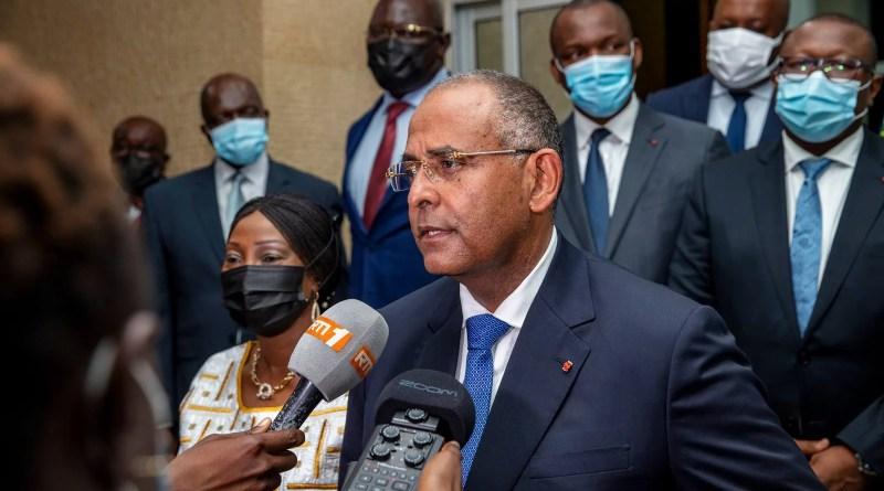 Premier ministre ivoirien Patrick