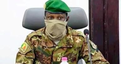 Coup De Transition Au Mali