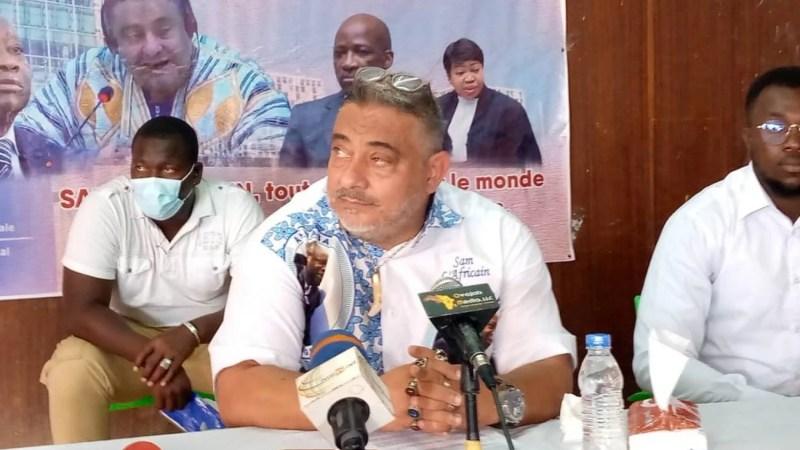 Urgent: Sam l'Africain annonce le retour imminent du président Laurent Gbagbo
