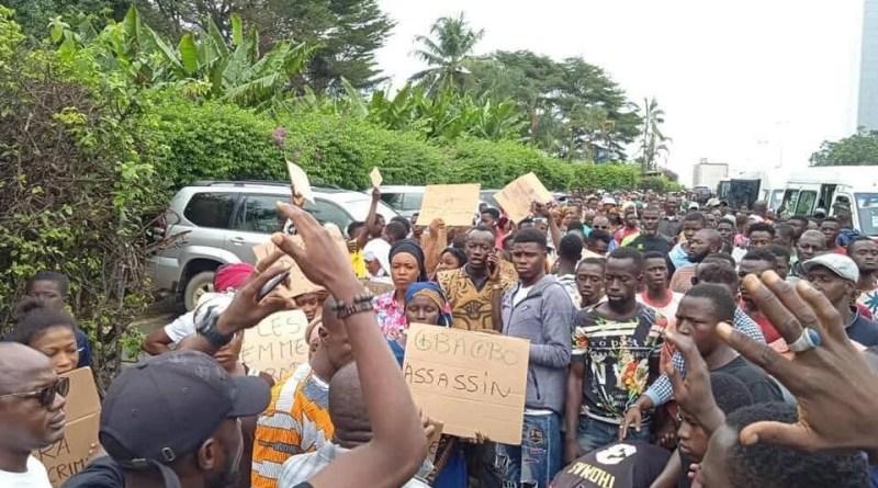 La place de Laurent Gbagbo