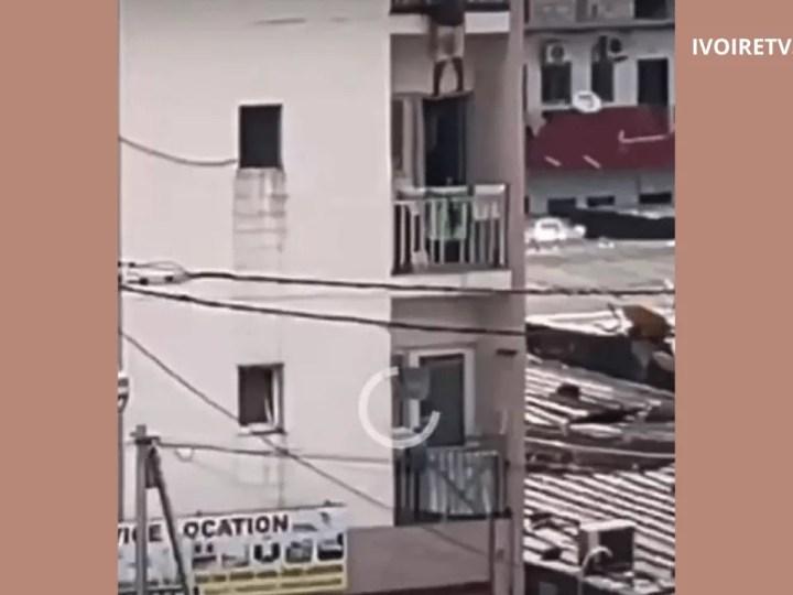Drame à Koumassi: une femme se jette du troisième étage d'un immeuble avec son enfant de 3 mois