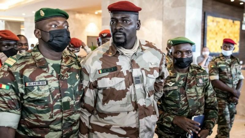 Guinée: Nouveau Gouvernement de transition connu