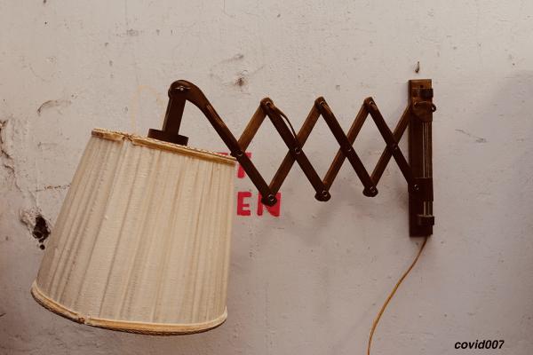 Harmonica muurlamp
