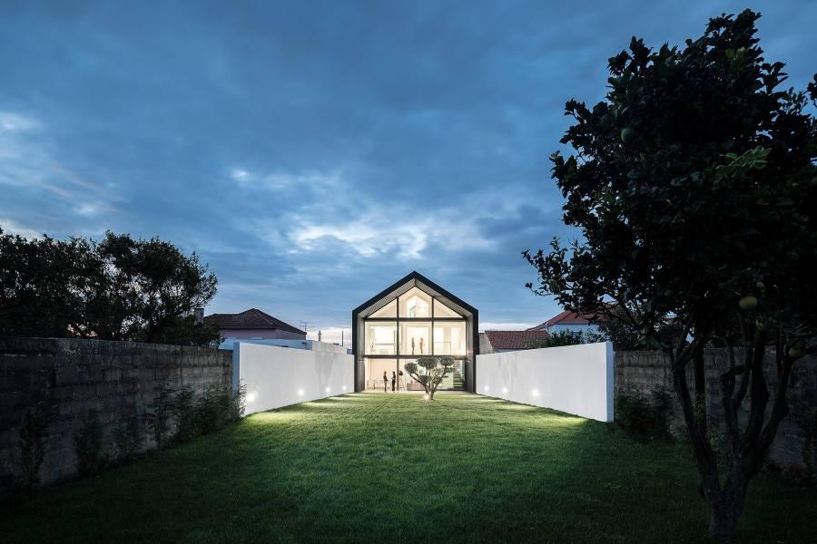 Reportagem Fotografia De Arquitectura Portuguesa Fotografo Ivo Tavares Studio Casa Arco Frari Arquitectura