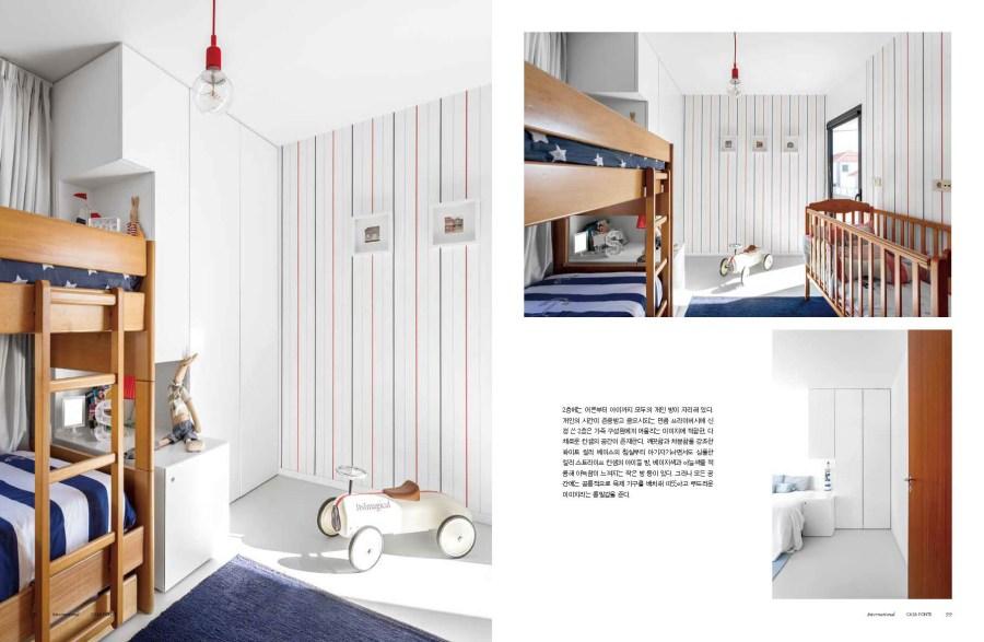 Deco Jornal Revista Arquitetura Lousinha Arquitectos Página 5 do fotografo Ivo Tavares Studio