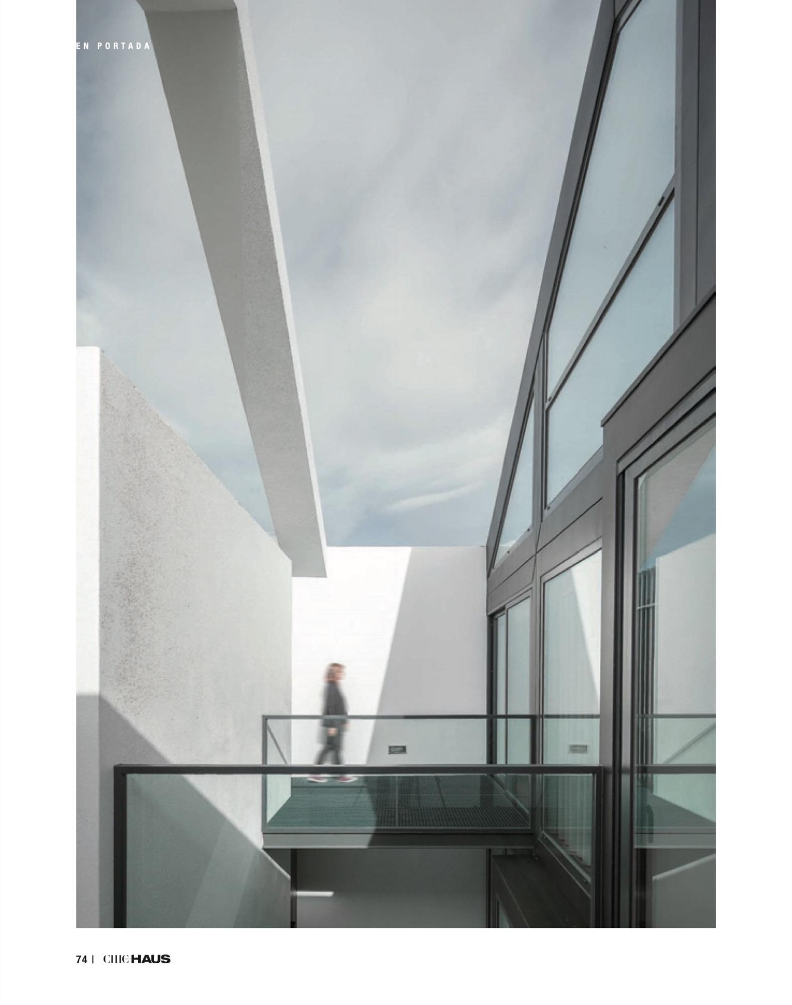 Chic Haus Magazine September Casa Arco Frari Arquitectura 230 74 do fotografo Ivo Tavares Studio