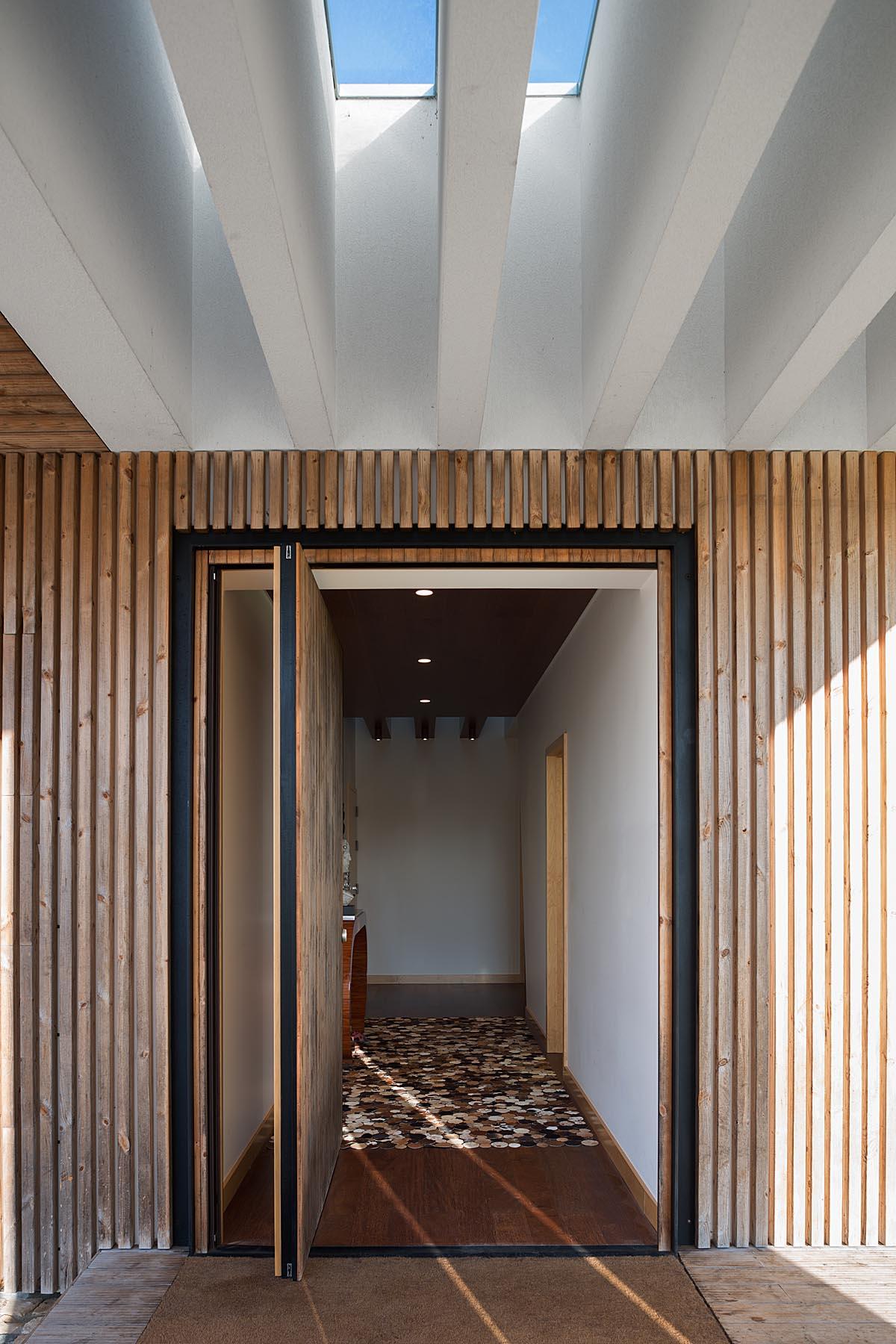 Quinta Molis Belta Em Vagos Do Atelier De Arquitetura Romulo Net