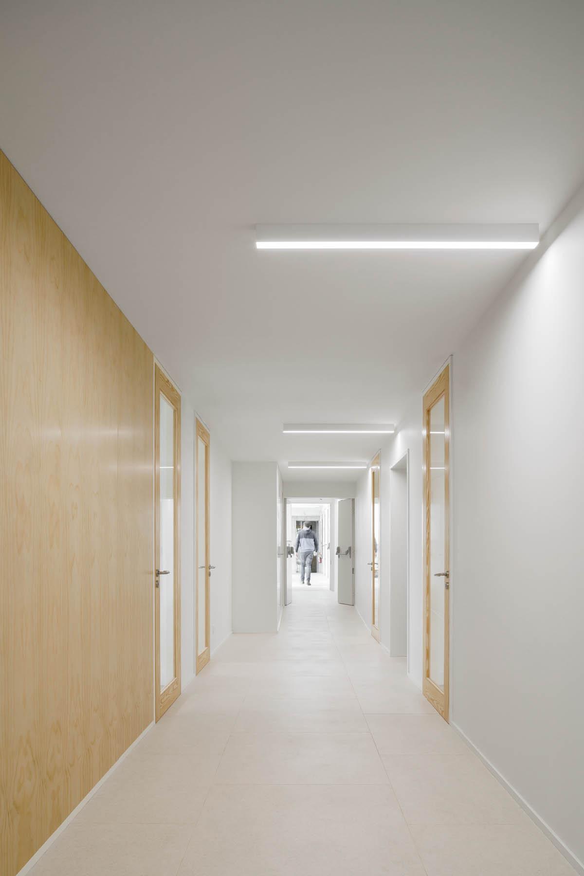 Universidade Lusofona do Porto projecto de arquitectura do ateli