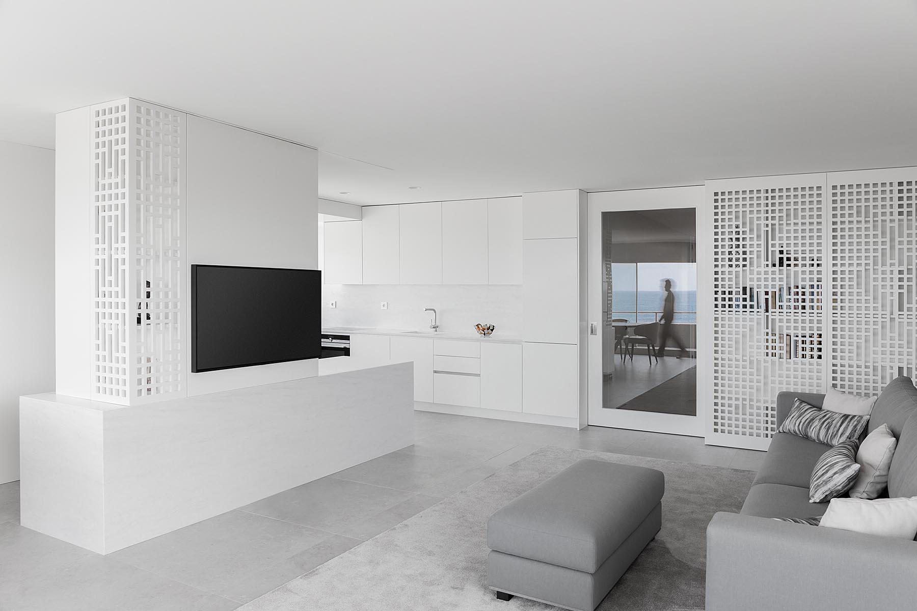 Renovação de apartamento em Miramar , São Felix da Marinha, p
