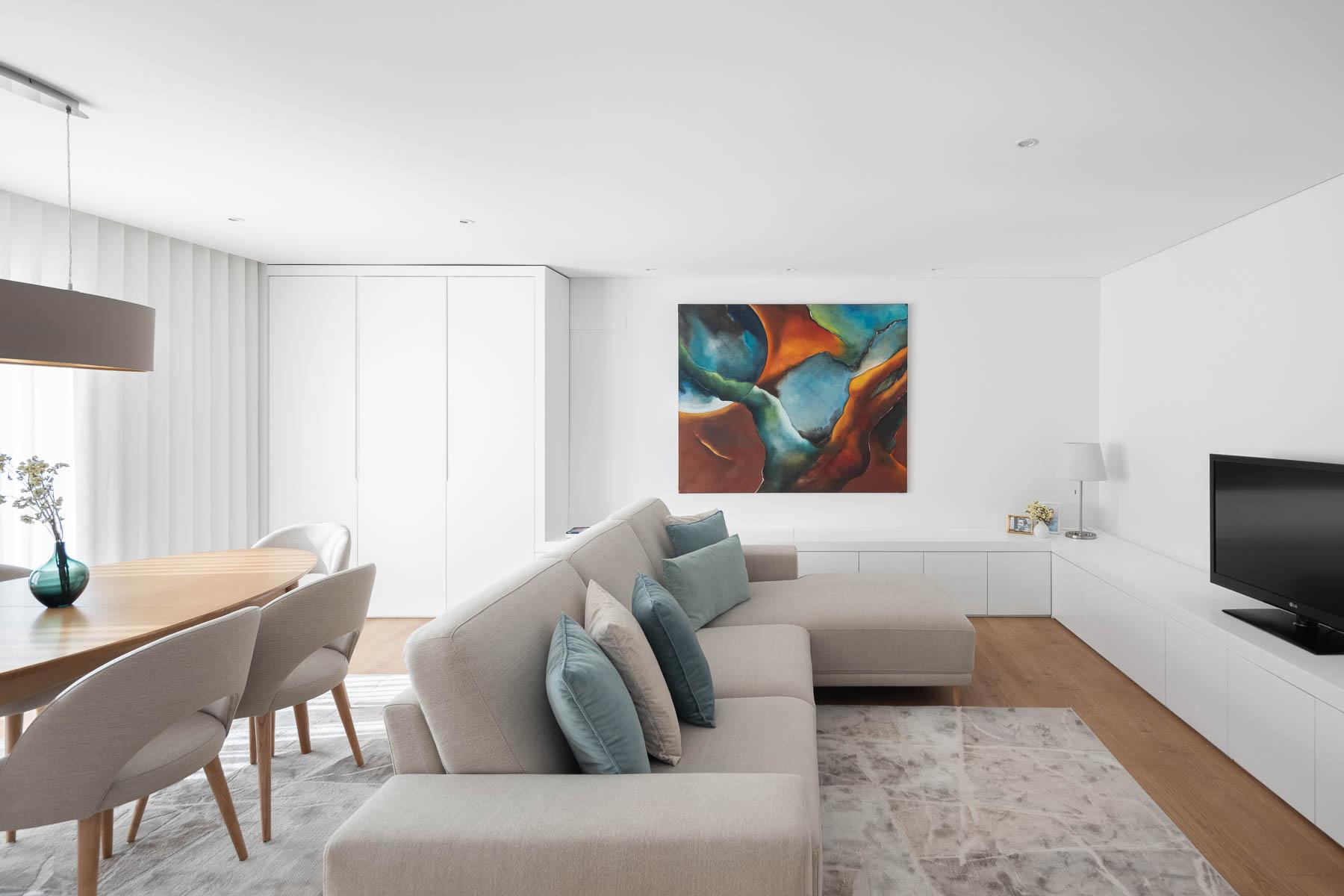 Apartamento Maximinios em Braga do Atelier de Arquitectura REM'A