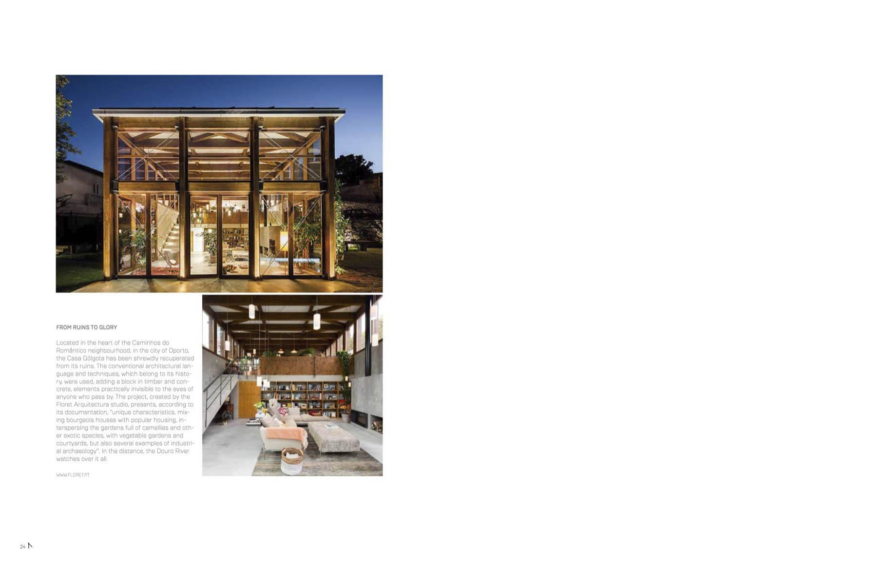 TRENDS 74 Floret Arquitectura Ren Ito RemA 13 13