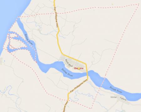 Bacarra Ilocos Norte Barangay Elections 2013 Map