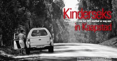 Kindersex in Kaapstad