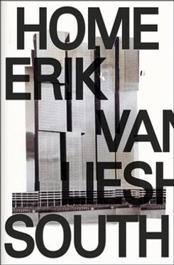 Erik Van Lieshout: Home South Boek omslag