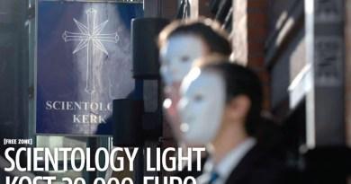 Scientology Light kost 20.000 euro