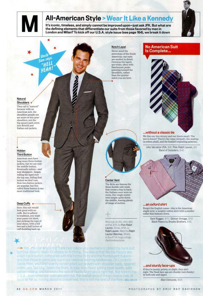 Ivy trendwatch gq endorses the sack suit ccuart Choice Image