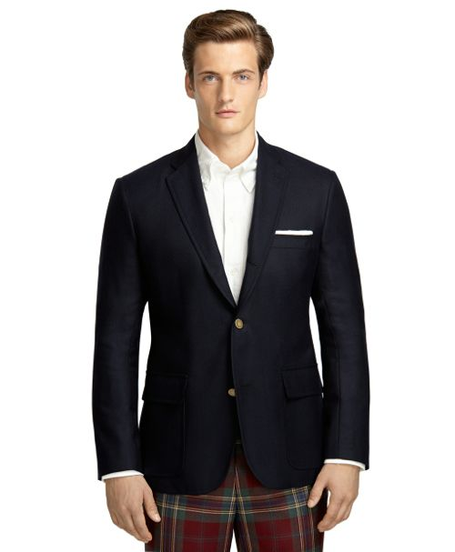 """When Charlie Davidson of The Andover Shop quips that Brooks Brothers today  looks like """"an Italian department store,"""" he knows whereof he speaks."""