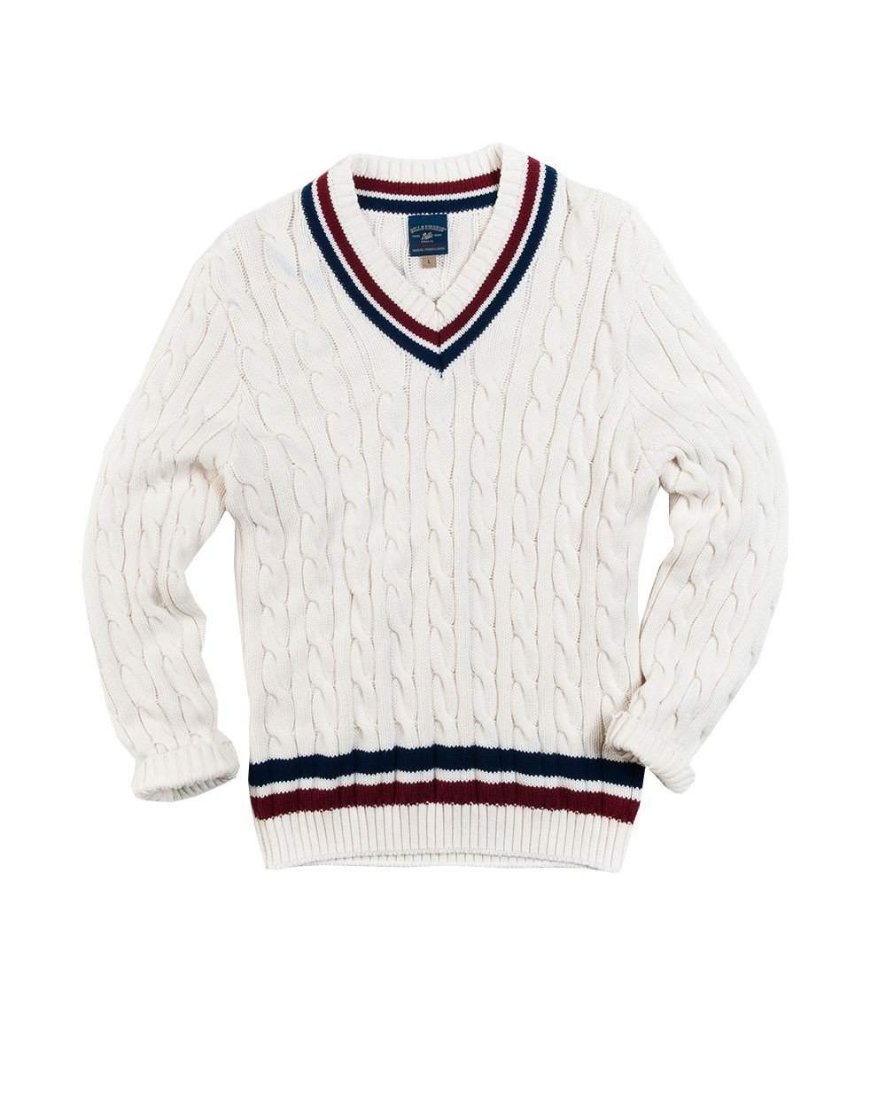 The Young Man S Guide To Tennis Sweaters