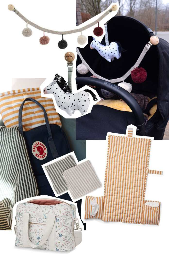 The most beautiful gifts for little babies |  Sustainable gifts for babies from Kyddo