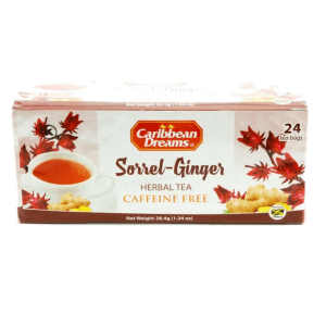Sorrel & Ginger Tea